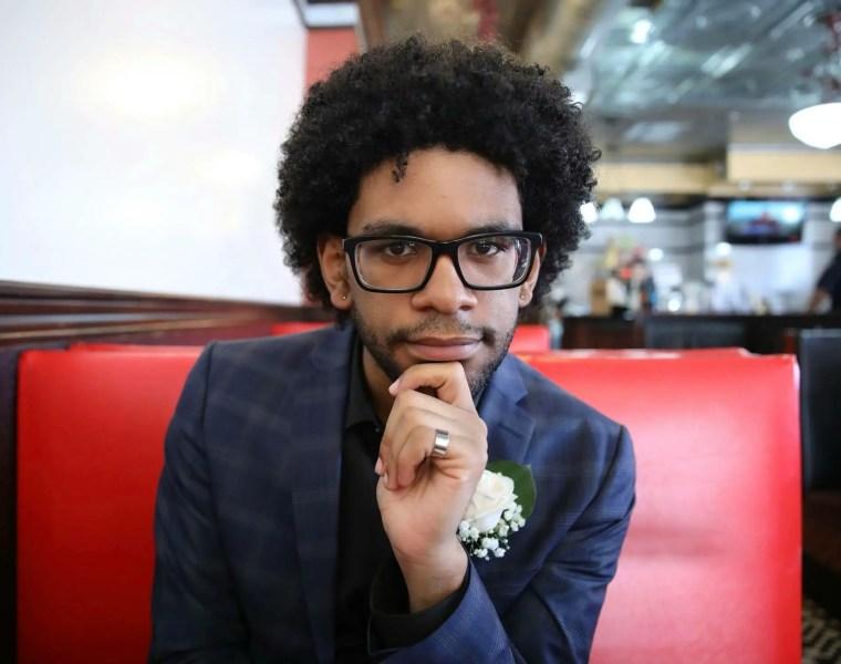 Humans of NYU - Aidan Rogers