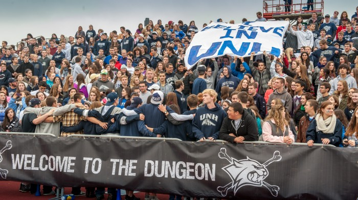 University of New Hampshire the dungeon