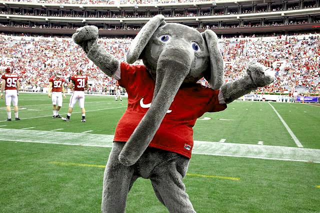 University of Alabama Big Al