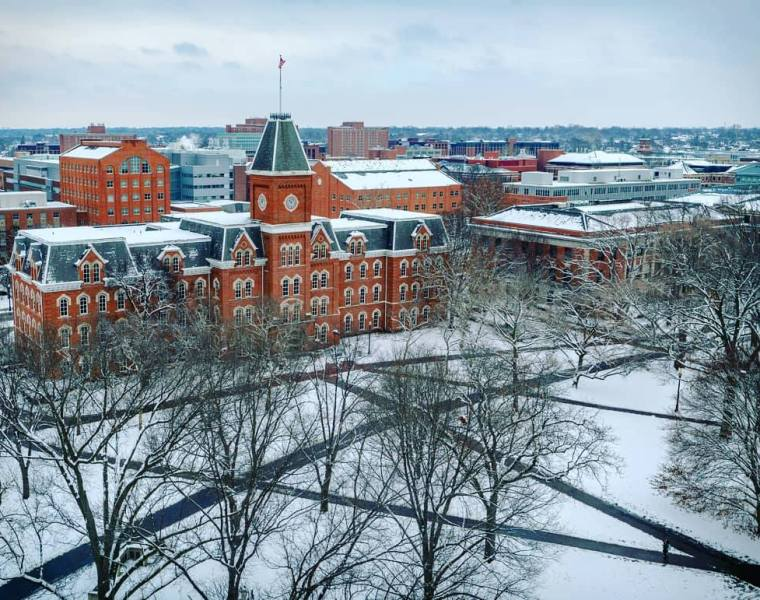 Ohio State Winter