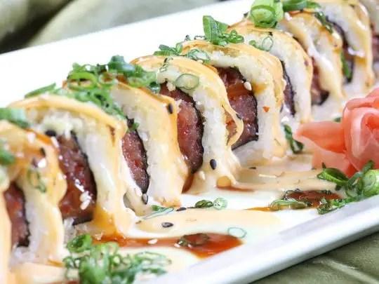 Nama Sushi Bar utk