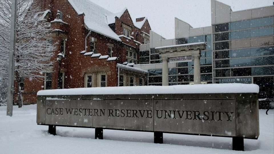 Case Western Reserve University Winter