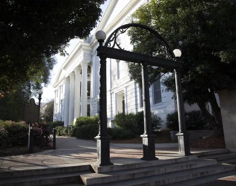 University of Georgia packing list