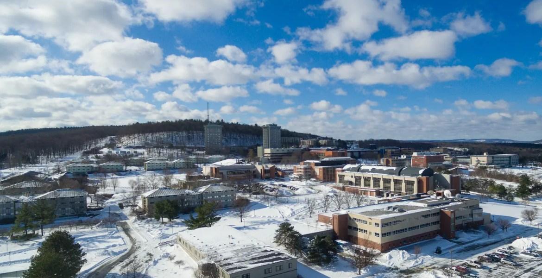 Ithaca College Winter