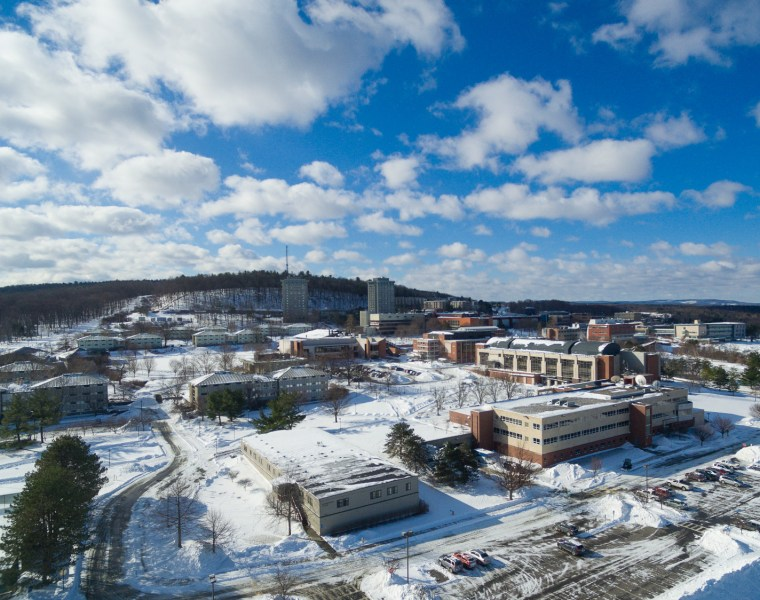 Ithaca College Winter