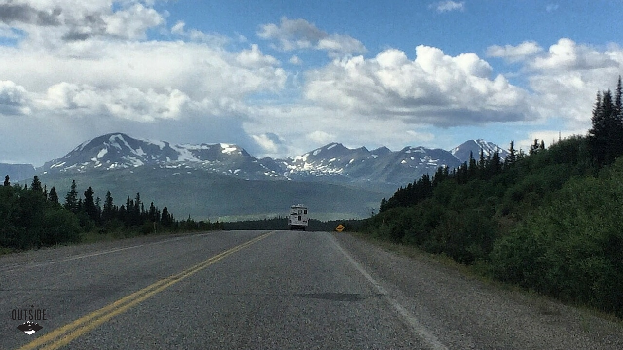 Somewhere in the Yukon Territory. Jaw-dropping beauty.