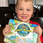 This New National Park Passport Book is Just for Kids