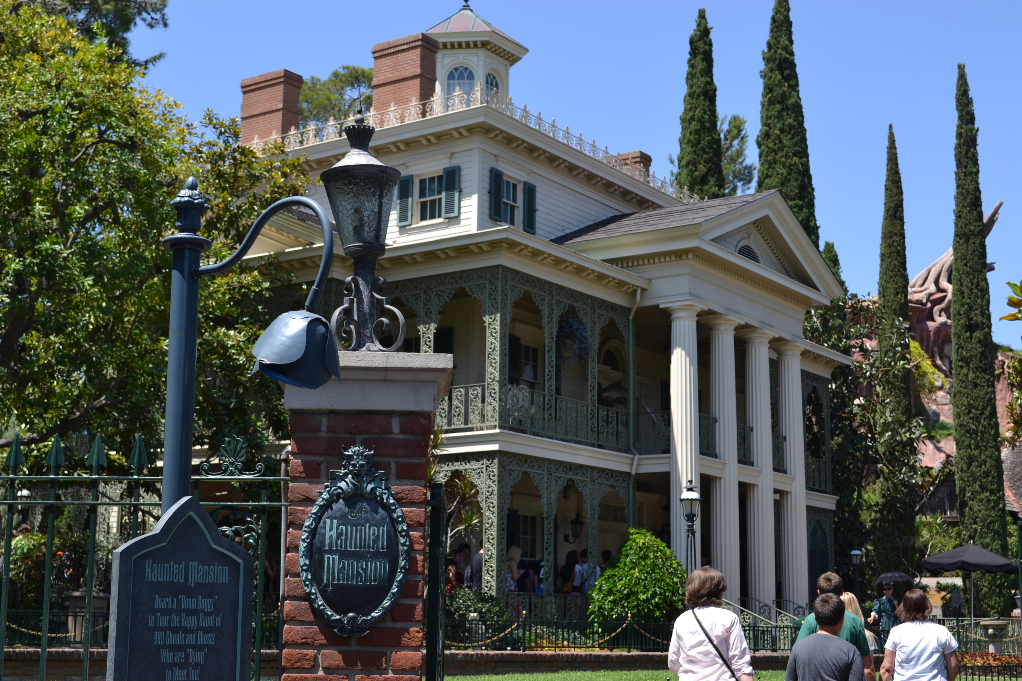 Guest Post  A Brief History Of Disney's Haunted Mansion