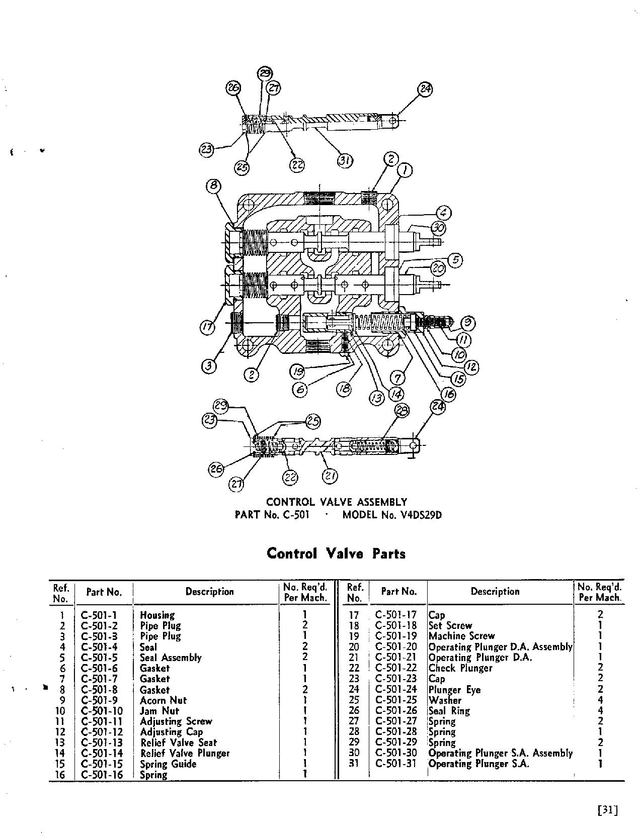 Lx116 Loader parts Manual