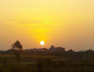Morning Heat Rise