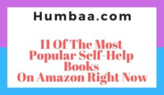 11 Of The Most Popular Self-Help Books On Amazon Right Now
