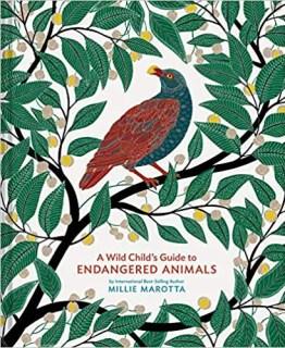 Endangered Animals by Millie Marotta