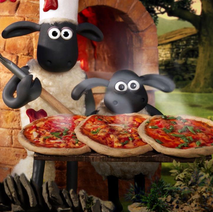 3. Shaun the Sheep: Adventures From Mossy Bottom