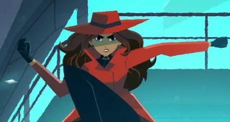 Netflix Kids Shows -Carmen Sandiego