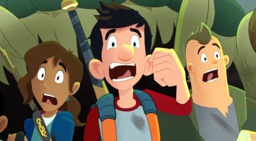 Netflix Kids Shows -Last Kids on Earth