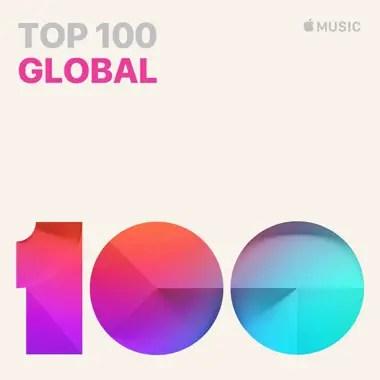 Top Global Apple Music