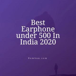 best_earphone_under_500_in_india_2020