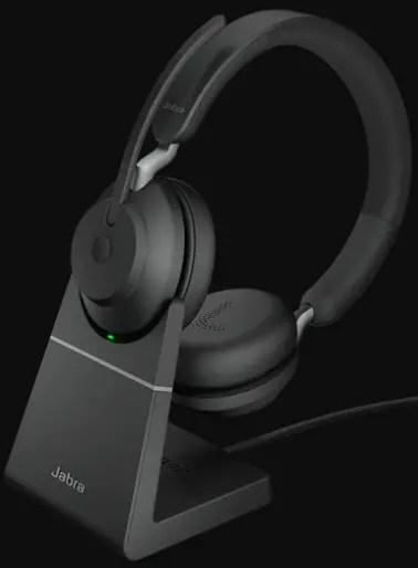 Jabra Evolve2 65 Bluetooth headset review on Humbaa