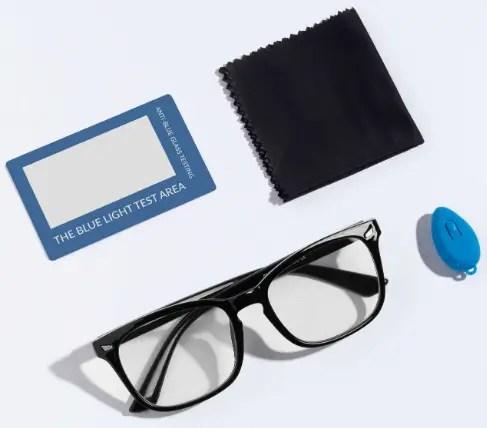 Blue Light Glasses Easy On Eyes.