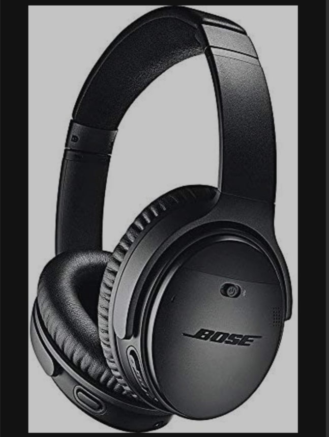 BOSE QUIET COMFORT 35|| WIRELESS BLUETOOTH HEADPHONES