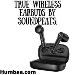 True Wireless Earbuds by Soundpeats.