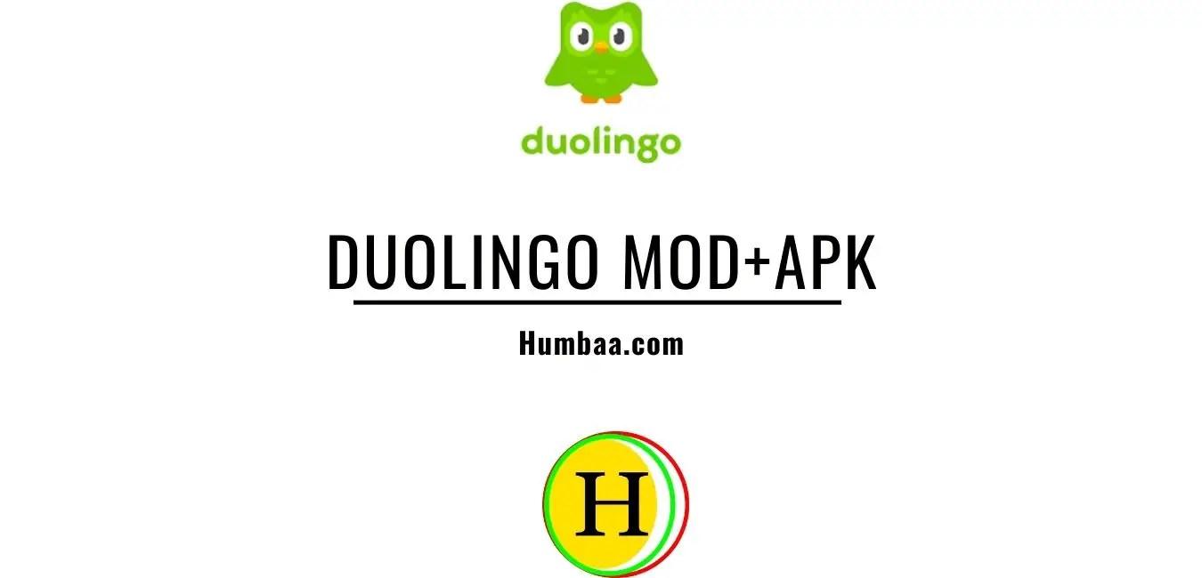 duolingo app mod apk