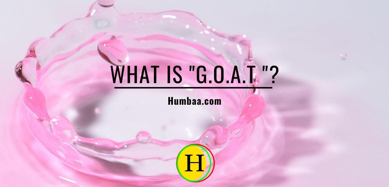 What is G.O.A.T?