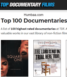 Top Documentary Films Website and APP