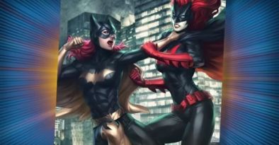 Batwoman on Humbaa