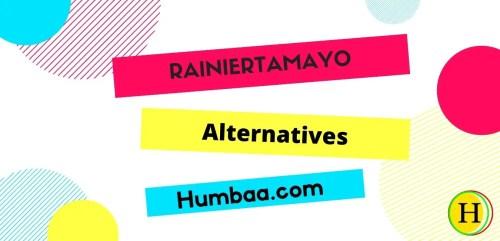 Rainiertamayo Alternatives