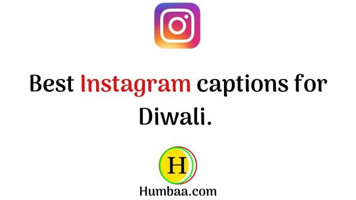 Best instagram captions for diwali