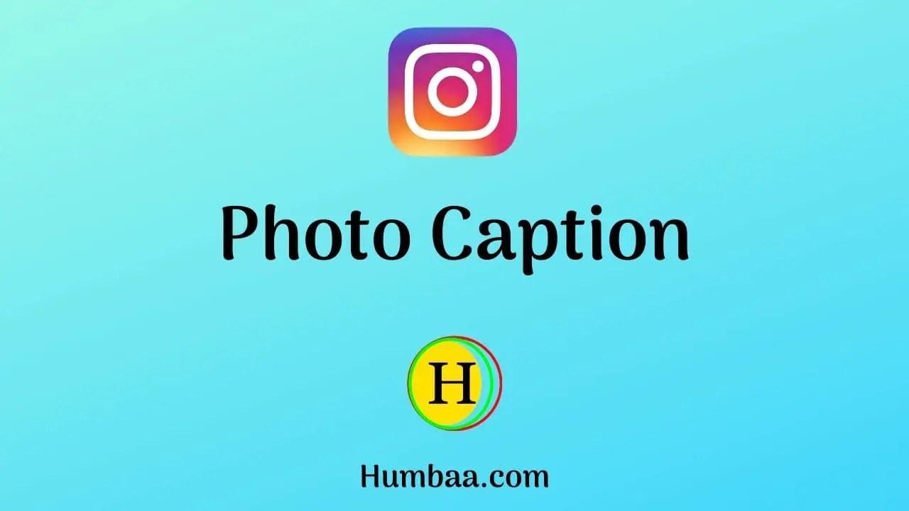photo caption