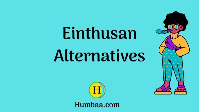 einthusan alternatives