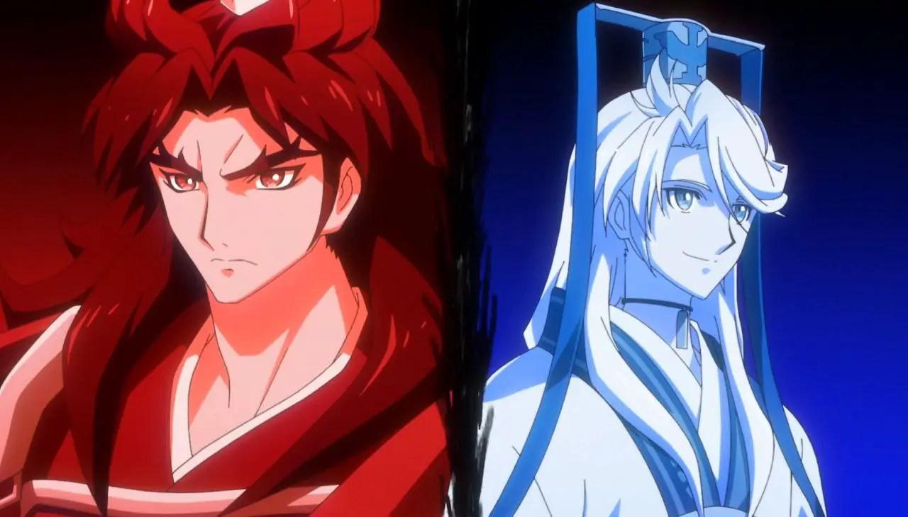 Shu Bi and Kai