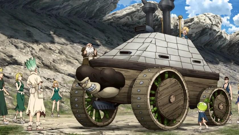 Armored Steam Gorilla