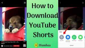 How To Download Youtube Shorts