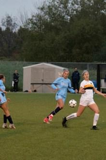 Hawks women's soccer team continue streak of shut outs