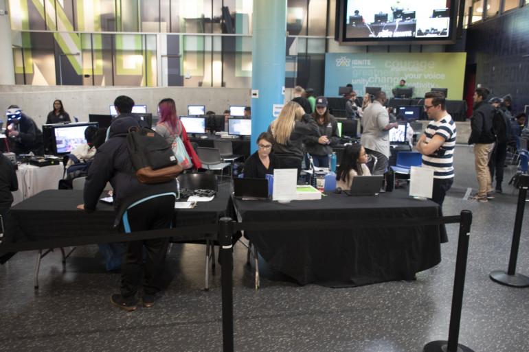 IGNITE hosts their first eSports tournament