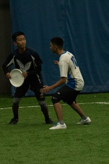 Extramural ultimate frisbee tournament draws fewer teams than ever before