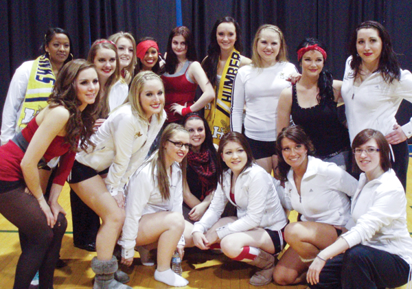 Humber places second in Hype Dance Competition