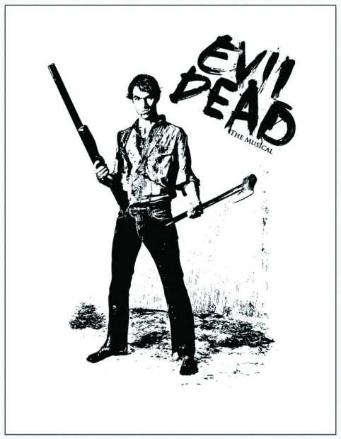 Film student stars in Evil Dead musical