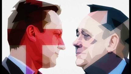 David-Cameron-Alex-Salmond-Scottish-Referendum-Art_Soosay