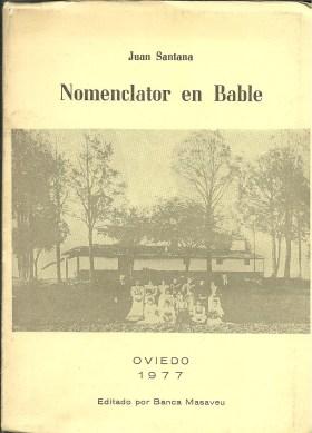 Nomenclator en bable
