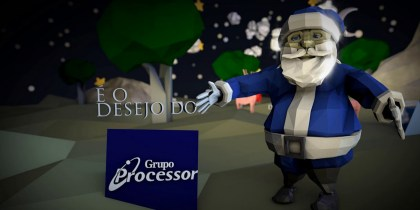 Grupo Processor Christmas Motion Graphics