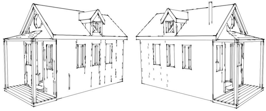 Tiny House Plans & Unpublished Works