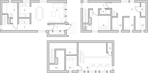 low budget atelier plans houses build homes scale floor cabin furnish humble canoe bays rustic check