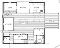 Small house plans japanese - House design plans