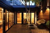 Korean Style Modern House Designs