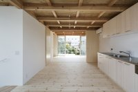 Wooden Box House - Small House in Japan Mixes Work and ...