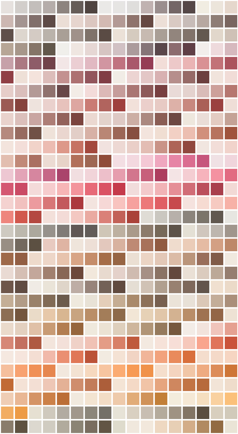Ppg Paint Color Palettes Humble  Interior & Exterior